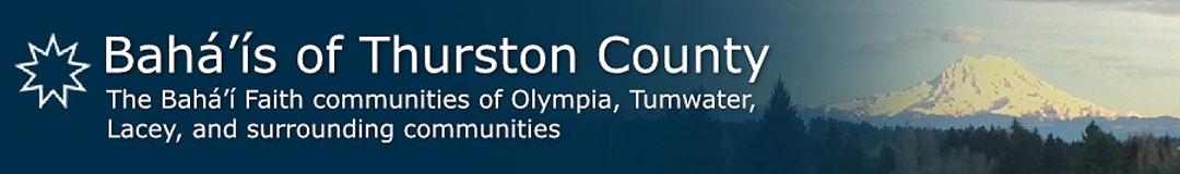 Bahá'is of Thurston County